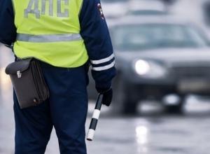 На дорогах Волгодонска сотрудники ГИБДД еженедельно ловят пьяных водителей
