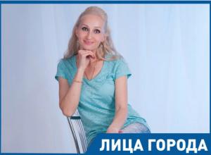 Оксана Елкина - единственная в Волгодонске девушка - витражист