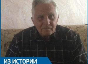 Анатолий Карбовский рассказал, как строил Волгодонск и почему 35 лет назад рухнул дом на А-2
