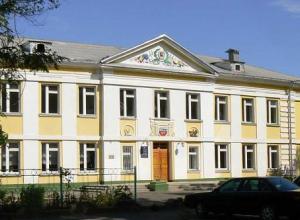 Первая школа Волгодонска отмечает 65 юбилей