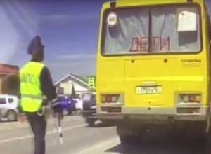 Инцидент с нетрезвым водителем автобуса в Цимлянске привел к проверкам в школах Волгодонска