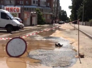 Количество порывов на водопроводных сетях «Водоканала» бьют рекорды прошлых лет