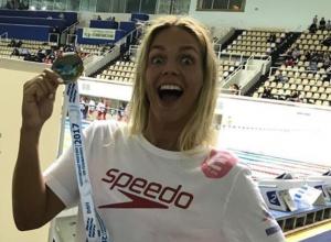 Юлия Ефимова триумфально начала выступление на ЧР, показав лучший результат сезона в мире