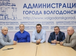 «Донской богатырь» начал сбор средств на строительство в Волгодонске детского центра единоборств