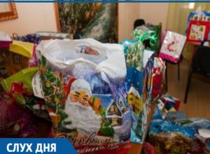По слухам, чиновники Волгодонска решили дать новогодние подарки только детям до 7 лет