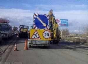 Успеют ли закончить ремонт дорог в Волгодонске до наступления морозов