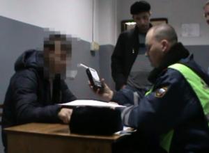 Житель Цимлянска устроил пьяное ДТП на угнанном автомобиле родственника