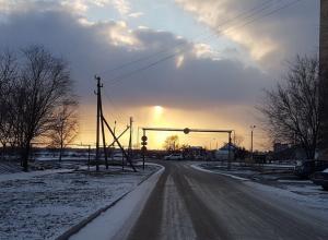 Солнечным и морозным будет это воскресенье в Волгодонске