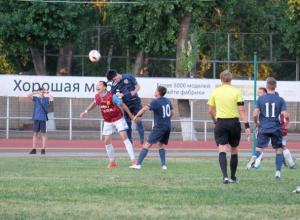 ФК «Волгодонск» сыграет с действующем чемпионом области ФК «Ростсельмаш»