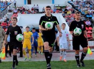 «Волгодонск» стал единоличным лидером чемпионата Ростовской области