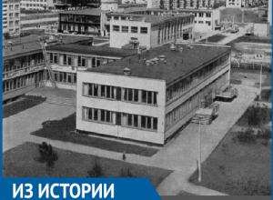 41 год назад в новой части Волгодонска мечтали построить детсады с бассейнами и зимними садами