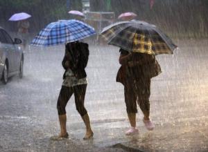 Похолодание и сильные дожди прогнозируют Волгодонску на ближайшие дни