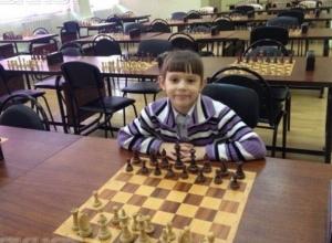 Шахматистка Екатерина Кирдяшкина завоевала золотую медаль на первенстве  Ростовской области