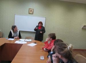 Обучение волгодонских педагогов в «Школе вожатых» продолжается
