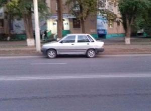 Неизвестный водитель разбил припаркованную «Киа» и скрылся с места ДТП
