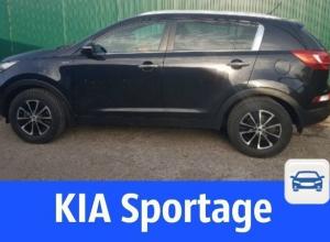 Не «битый» автомобиль KIA Sportage срочно продаёт аккуратный хозяин