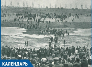 66 лет назад в этот день воды Дона соединились с водами Волги
