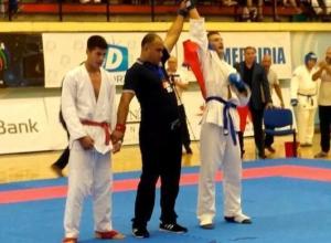 Волгодонец Александр Бобырев выиграл первенство Мира по рукопашному бою