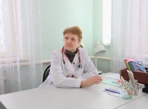 В Красный Яр вернулся педиатр