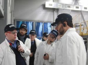 Специалисты одного из лидеров энергетического рынка Европы посетили «Атоммаш»