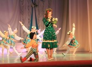 В 18-й раз в Волгодонске прошел концерт для учащихся школ-интернатов
