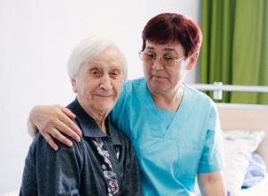 В Волгодонском районе опробована технология «Санаторий на дому»