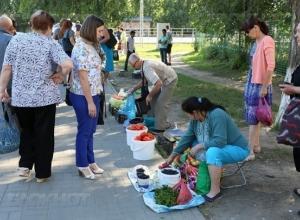В Волгодонске на 675 тысяч рублей оштрафовали тех, кто торгует в несанкционированных местах