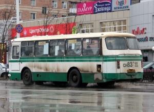 Не меняющиеся с 70-х маршруты общественного транспорта в Волгодонске могут пересмотреть в 2018 году