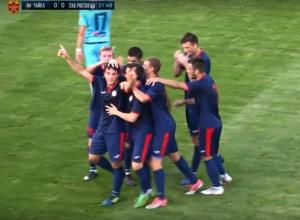 Волгодонец Матэ Девадзе забил гол в первом же матче за «СКА Ростов-на-Дону»