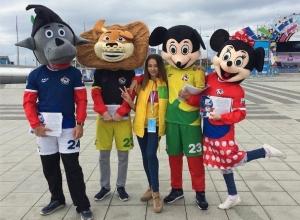 «Мисс Блокнот-2016» Елена Луполова отправилась на Всемирный фестиваль молодежи в Сочи