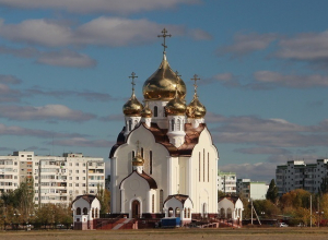 В Волгодонске началось строительство колокольни собора высотой с 12-этажный дом