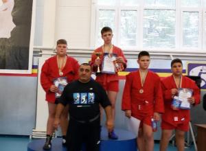 Самбист из Волгодонска занял первое место на турнире памяти героев-пионеров