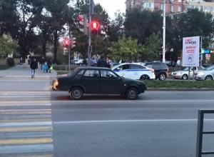 В Волгодонске на проспекте Строителей сбили пешехода