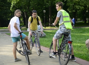 Всероссийскую акции «На работу на велосипеде» поддержали всего шестеро волгодонцев