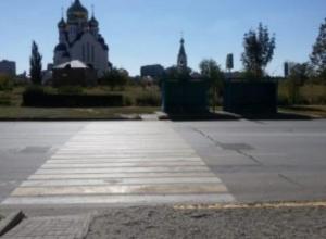 Стало известно о состоянии 13-летней девочки, сбитой на пешеходе по улице Карла Маркса