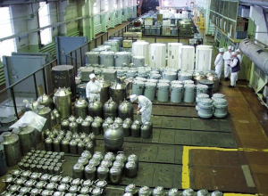 На Урале переработали отработанное ядерное топливо Ростовской АЭС