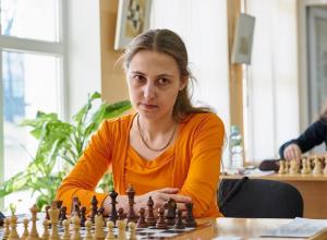 Волгодончанка  стала Чемпионом ЮФО  по шахматам