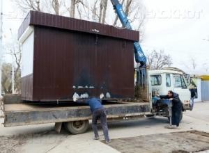 Обсуждение повышения арендной платы для «ларечников» в Волгодонске обернулось скандалом