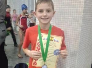 Волгодонец Михаил Лукин стал двукратным призером «Олимпийских надежд»