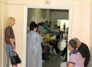 18 волгодонцев за ушедшую неделю обратились в травмпункт с укусами клеща