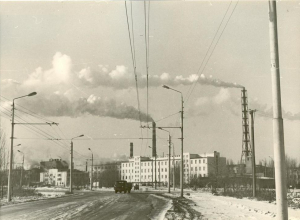 Календарь Волгодонска: на площадке химзавода появились первые строители
