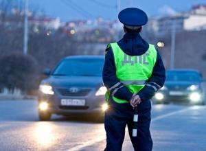 Более 200 нарушителей были пойманы сотрудниками ГИБДД в Волгодонске за минувшие выходные