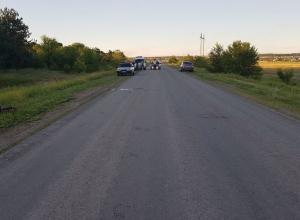 Водитель «Мицубиси» и велосипедист подрались, не поделив дорогу