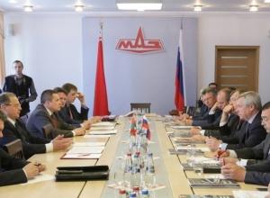 Волгодонск обрёл побратима и нового экономического партнера в Белоруссии