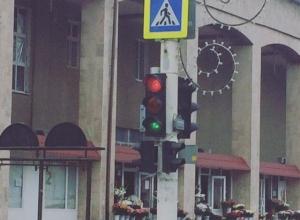 Новый сигнал светофора появился в Волгодонске