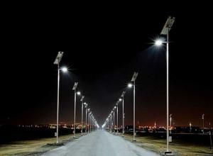 В Волгодонске Малую Морскую хотят осветить с помощью Солнца