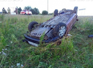 Три человека пострадали в аварии из-за водителя-гонщика на трассе Волгодонск-Зимовники