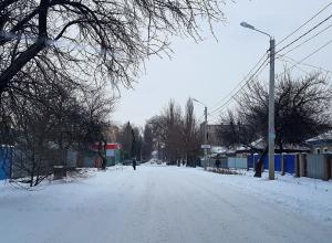 Автомобилисты возмущены состоянием дорог после снегопада в Волгодонске