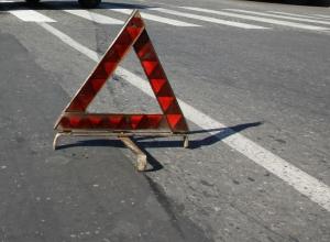 Водитель «БМВ» сбил двух мужчин на пешеходном переходе в центре Волгодонска