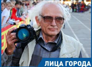 Каждая фотосъемка для меня особенная, - фотохудожник первого класса РСФСР Давид Рубашевский